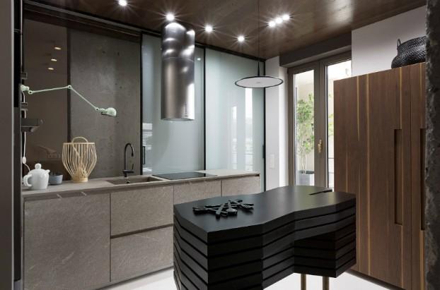 kenzo apartment interior design 3