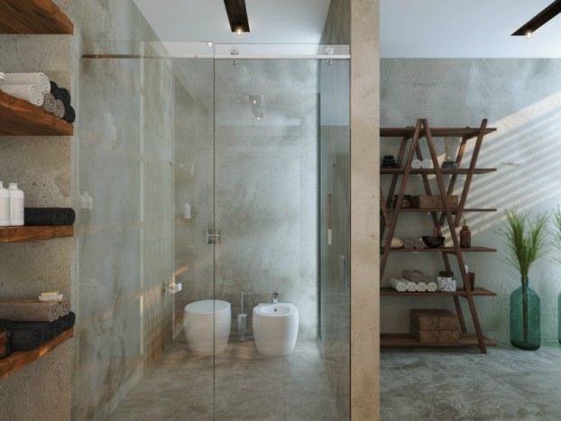 Bathroom: Natural Zen Like Elegance 3