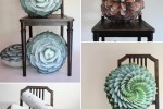 nature inspired handmade decorative pillows