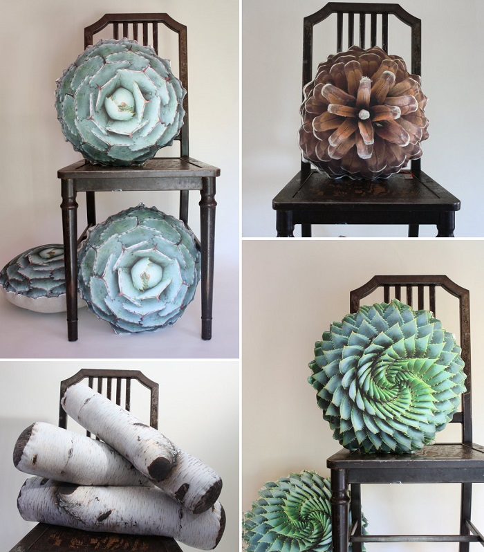 Plantillo Decorative Pillows Bring The Outdoors In