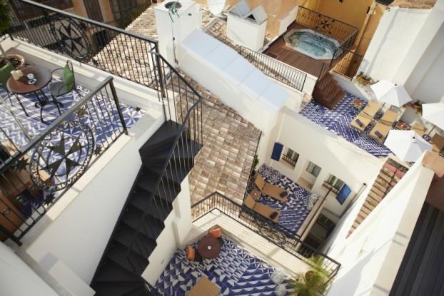 spanish hotel cortt in mallorca