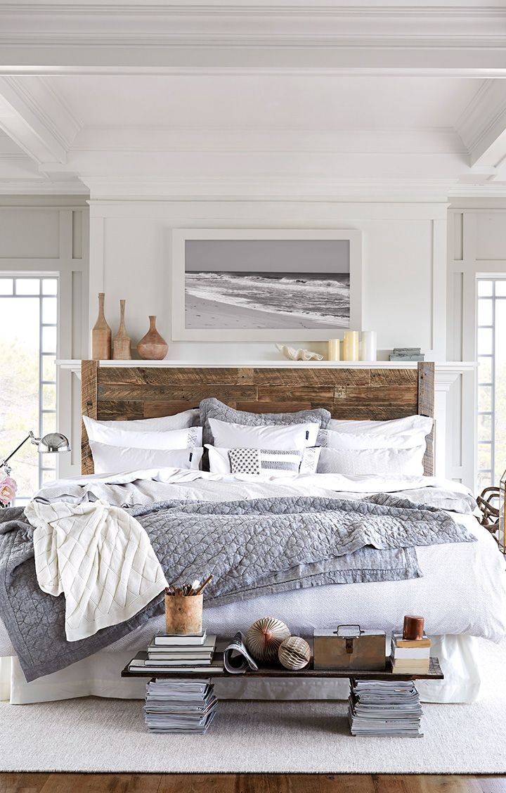 Coastal decorating decide your beach escape for Coastal bedroom design