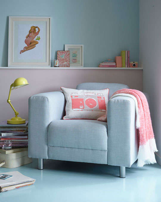 stylish interior design with pastel colors4