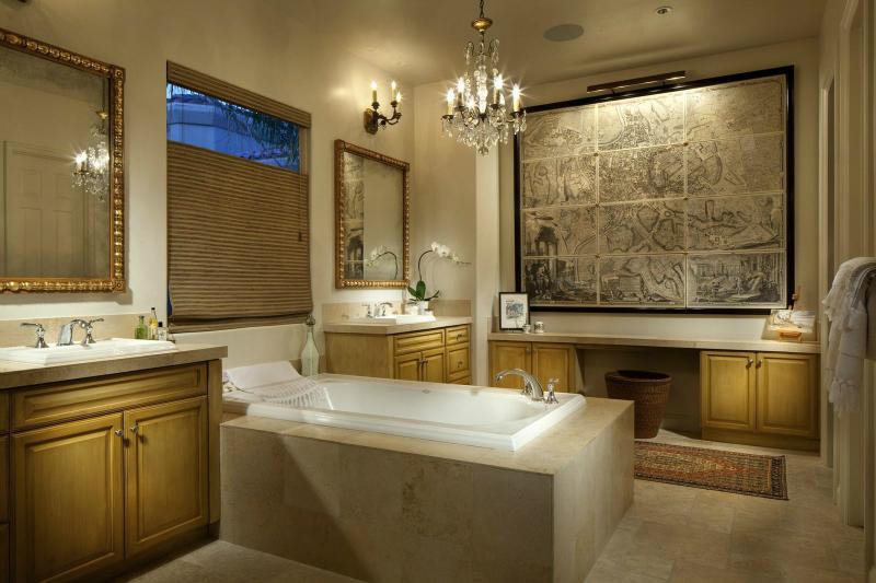 traditional home interior 10