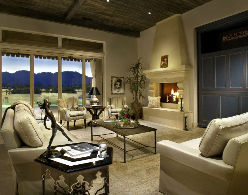 traditional home interior 2