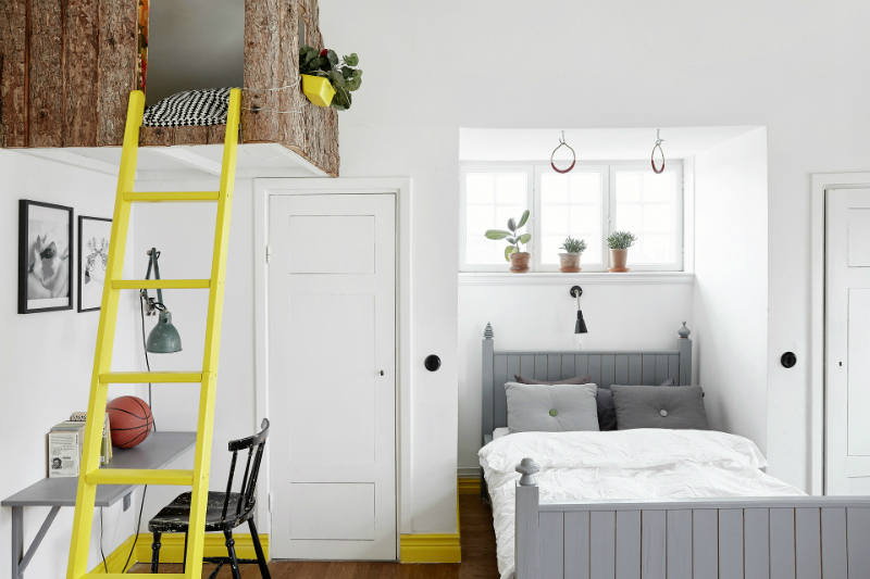 Country Style With A Modern Twist 16