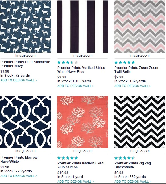 Upholstery Fabric: 20 Online Home Fabric Stores 1