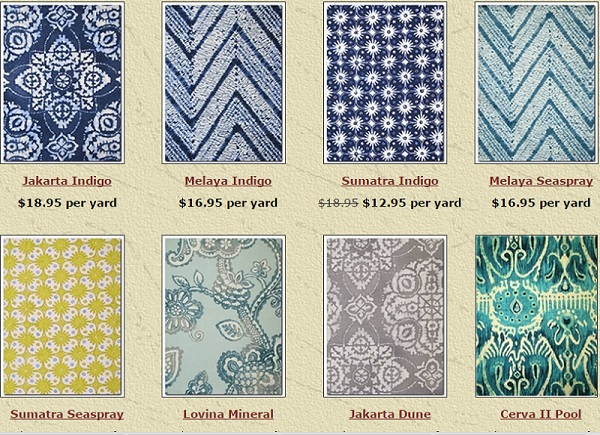 Upholstery fabric 20 online home fabric stores decoholic for Designer fabric store