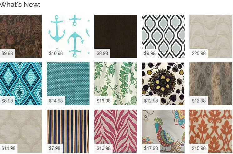 Upholstery Fabric: 20 Online Home Fabric Stores 8