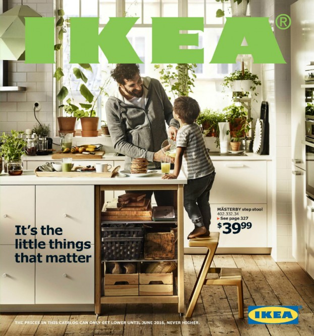 2016 IKEA Catalogue