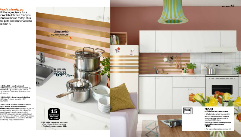 2016 Ikea Catalogue It S The Little Things That Matter