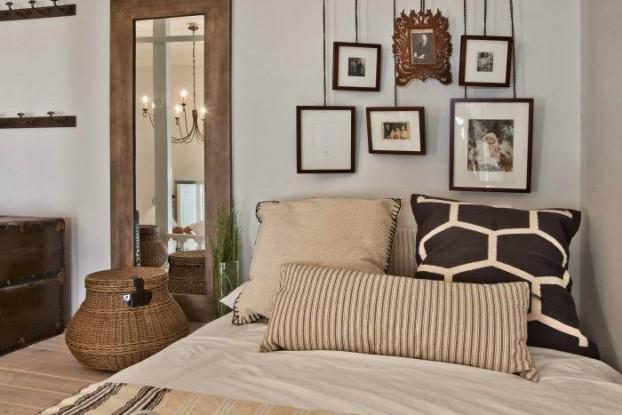 calm traditional home decor