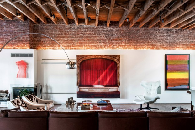 stunning soho loft interior 3