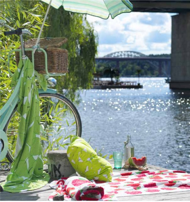 Summer in the City with IKEA