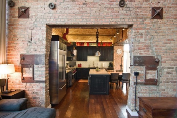 The National Biscuit Company (OREO) Building Turned Into A Modern Loft 4