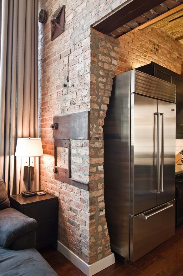 The National Biscuit Company (OREO) Building Turned Into A Modern Loft 8