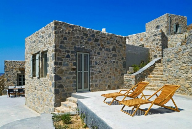Unique Cliff-Top Home on Serifos Island - Decoholic 16