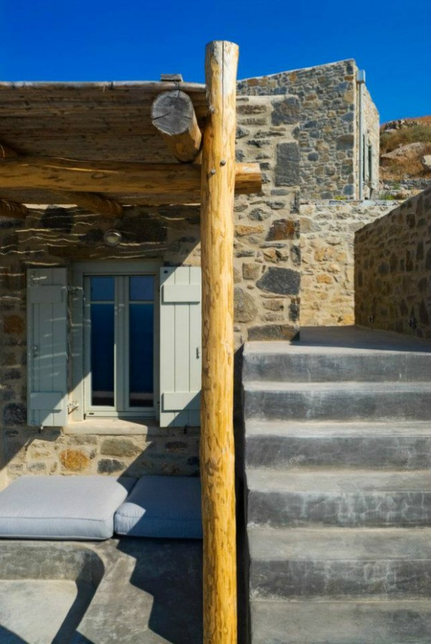 Unique Cliff-Top Home on Serifos Island - Decoholic 17