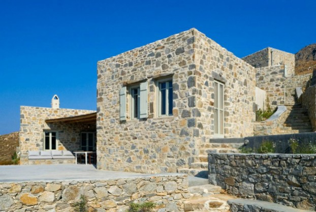 Unique Cliff-Top Home on Serifos Island - Decoholic 19