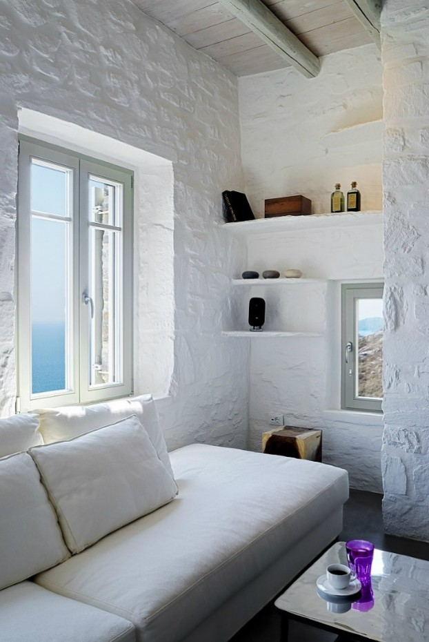 Unique Cliff-Top Home on Serifos Island - Decoholic 5