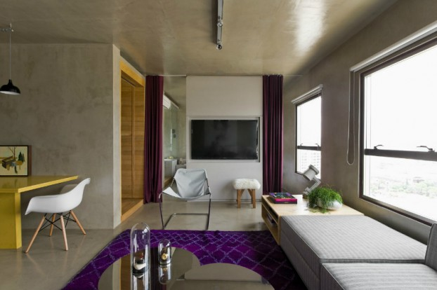 Villa Leopoldina Loft By Diego Revollo 11