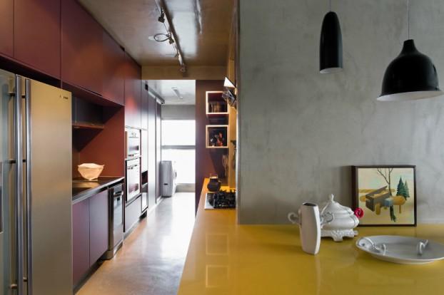 Villa Leopoldina Loft By Diego Revollo 8