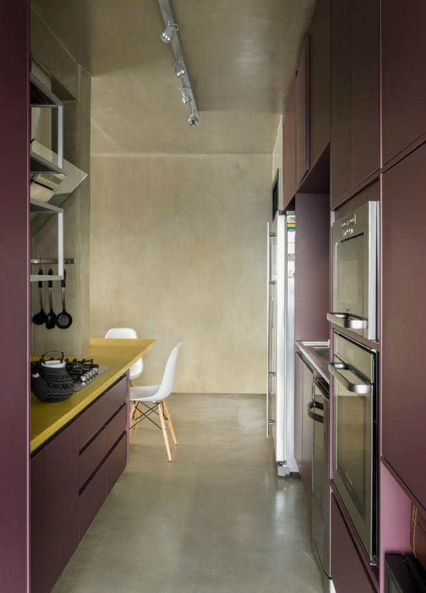 Villa Leopoldina Loft By Diego Revollo 9