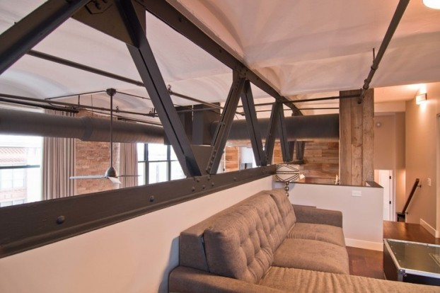 The National Biscuit Company (OREO) Building Turned Into A Modern Loft 19