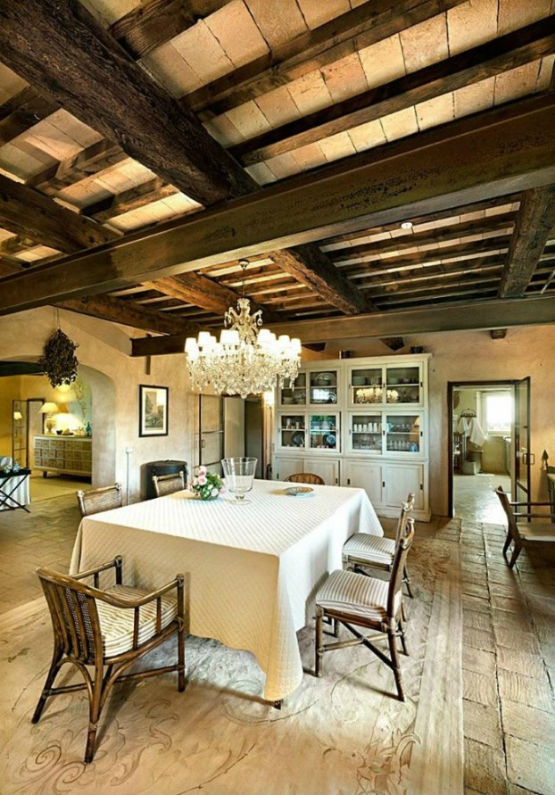 country living rustic interior 4
