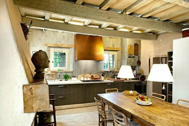country living rustic interior 7
