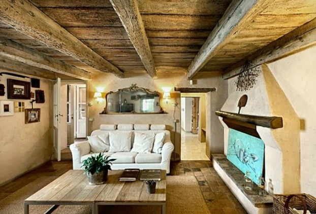 country living rustic interior 9