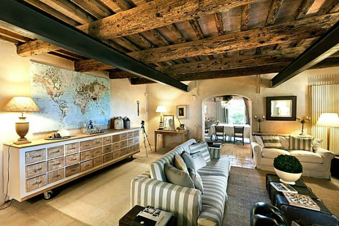 Country Living Rustic Interior