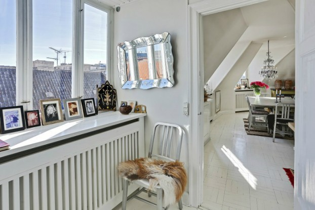 eclectic scandinavian home interior 5