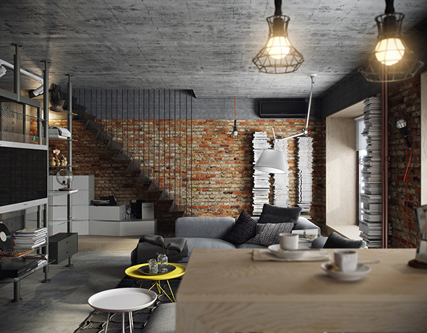 Grey Tones Creates A Cozy Contemporary Home Decoholic