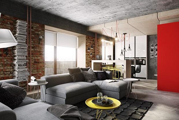 rey Tones Creates a Cozy Contemporary Home
