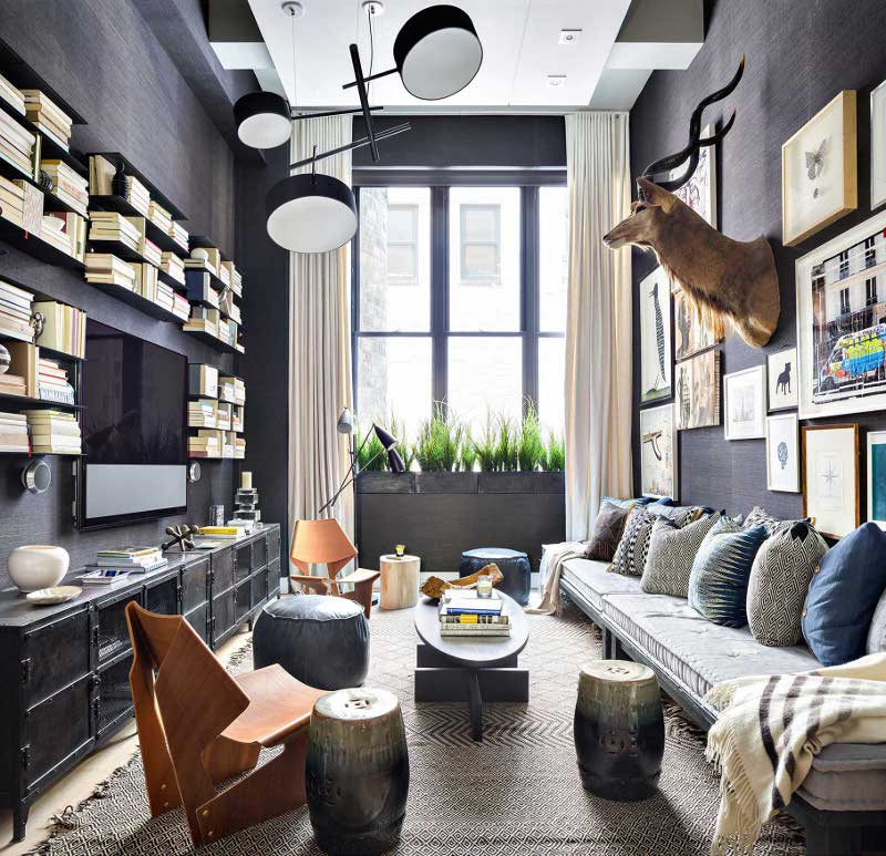 Decorating A Space With Different Styles | Decoholic