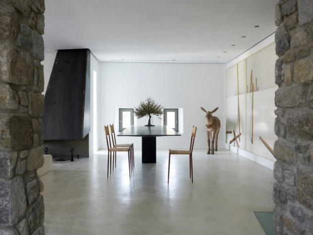 Modern Cycladic Interior 2
