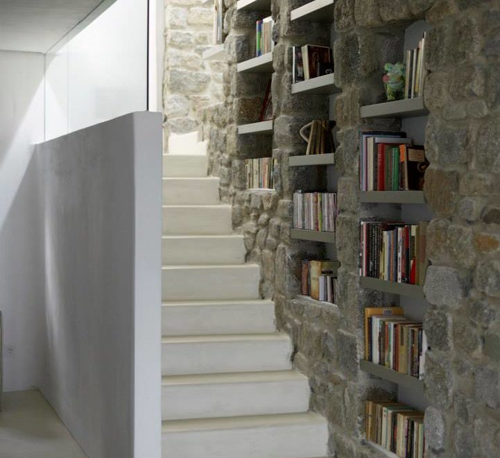 Modern Cycladic Interior 6