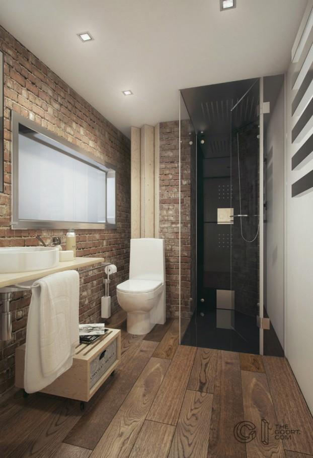 modern small loft jakyri's apartmnt 14
