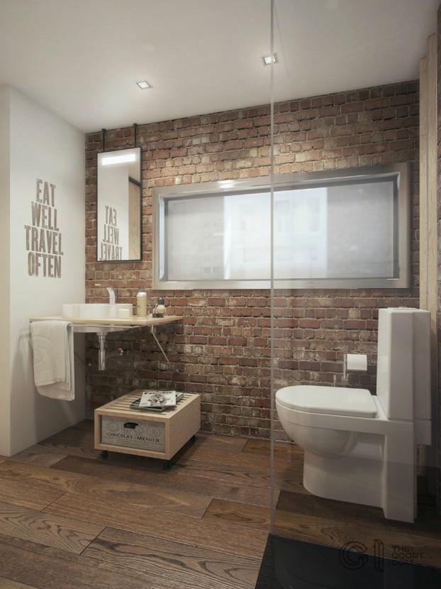 modern small loft jakyri's apartmnt 15
