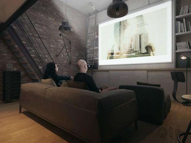 modern small loft jakyri's apartmnt 21