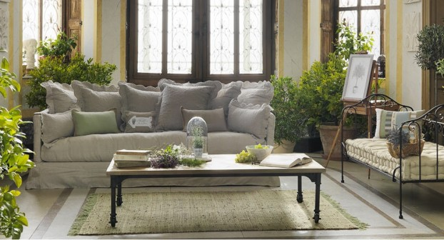 5 Great Summer Styles For Living Room 2