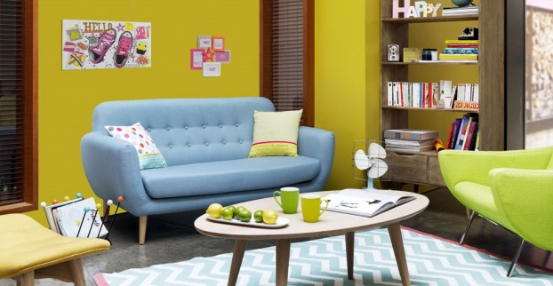 5 Great Summer Styles For Living Room 5