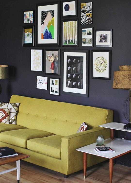 21 Art Gallery Wall Ideas - Decoholic