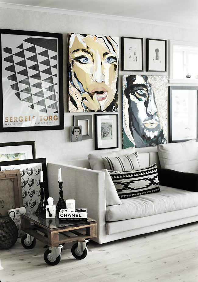21 art gallery wall ideas decoholic