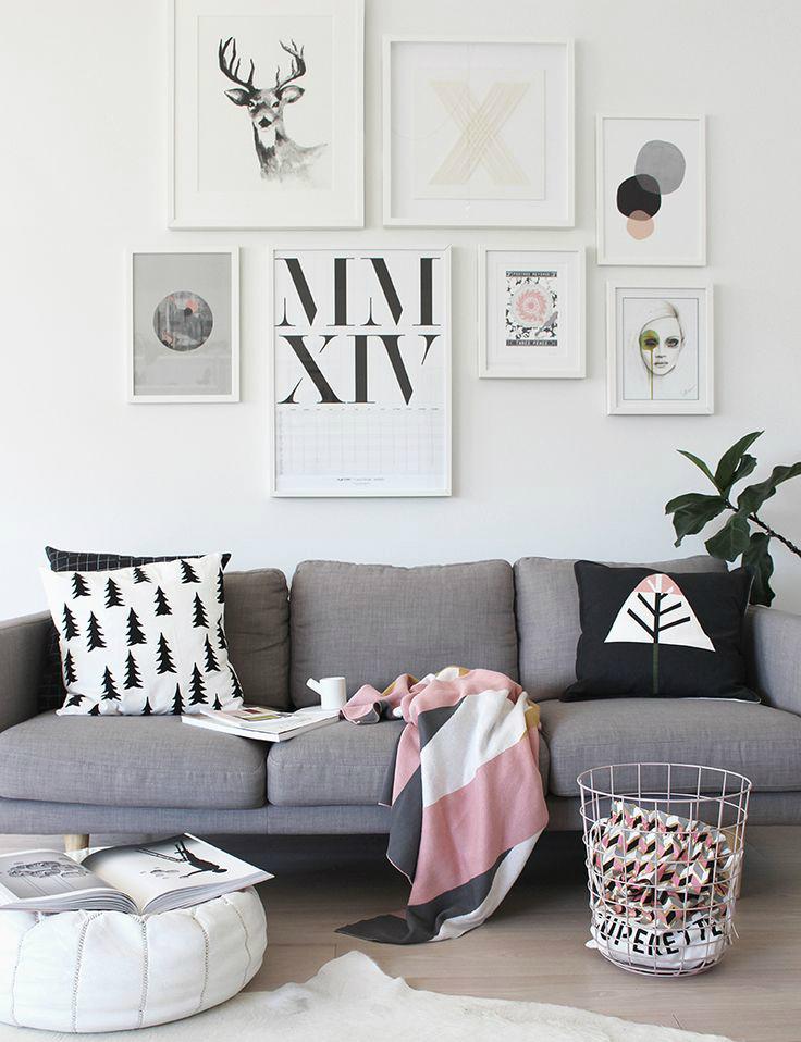 Art Gallery Wall Ideas