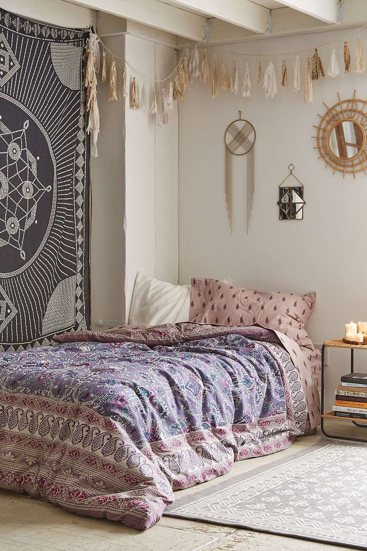Attrayant Bohemian Bedroom Ideas 12