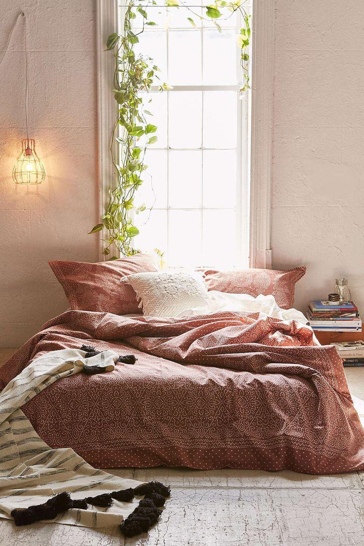 31 Bohemian Bedroom Decor | Boho room ideas | Decoholic on Bohemian Bedroom Ideas  id=70615