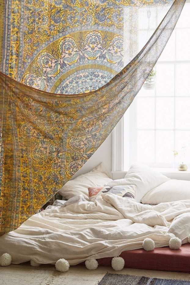 bohemian bedroom ideas 21