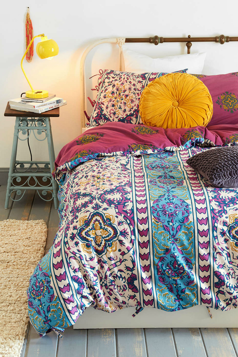 Bohemian Bedroom Ideas 23